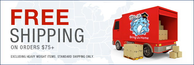 Free Shipping over $75