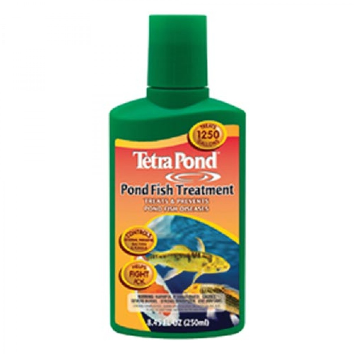Tetrapond pond fish treatment for Koi pond products
