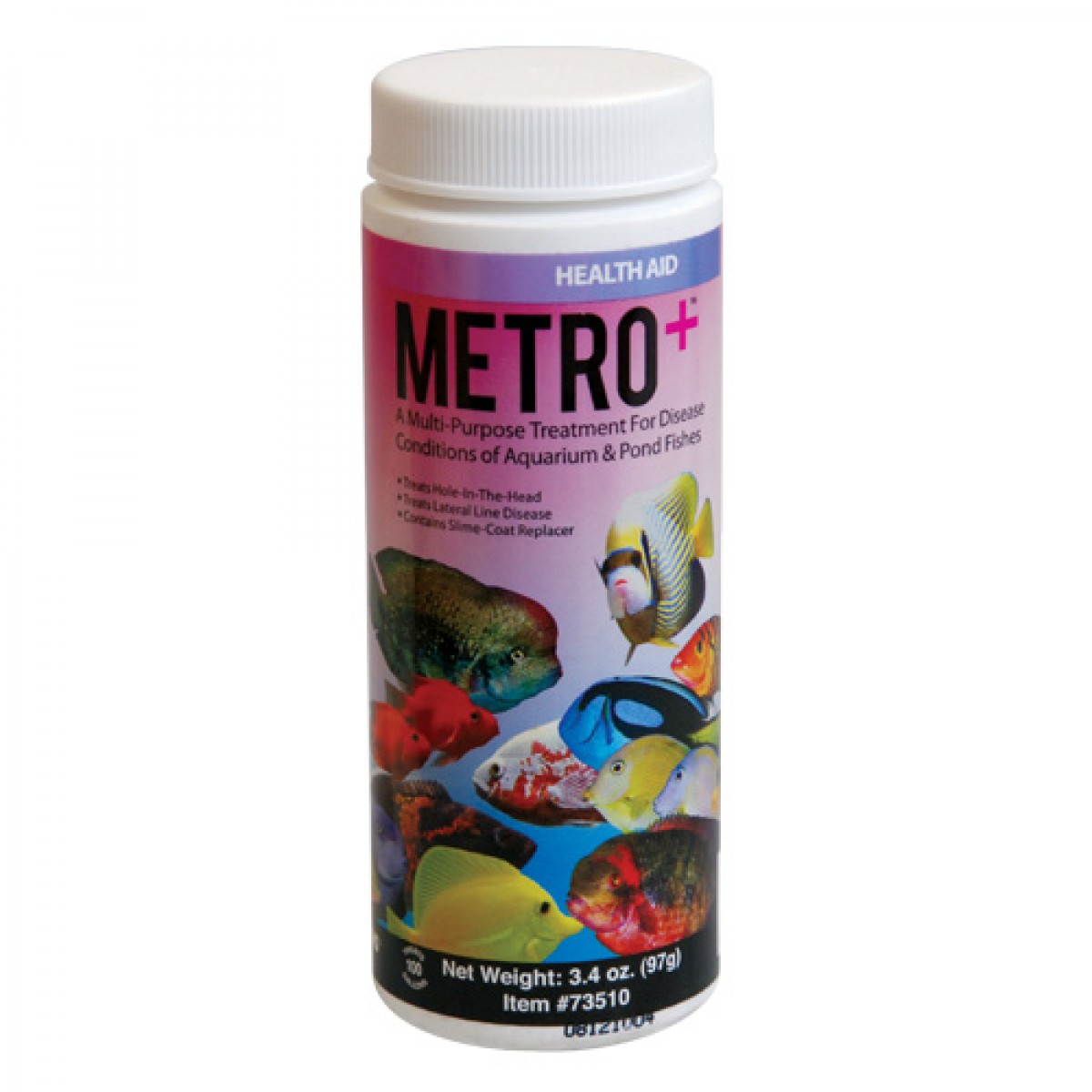 Hikari metro 3 5 fl oz for Fish antibiotics walmart