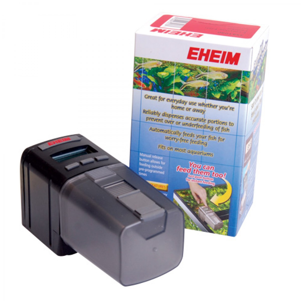 item feeder eheim classic fish other operated battery automatic products