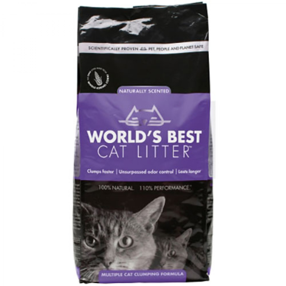 Best Natural Cat Litter For Odor Control
