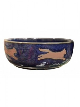 Ethical Products Southwest Dreams Cat Dish - Midnight Sky