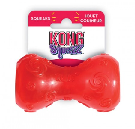 KONG Squeezz Dumbbell - Small