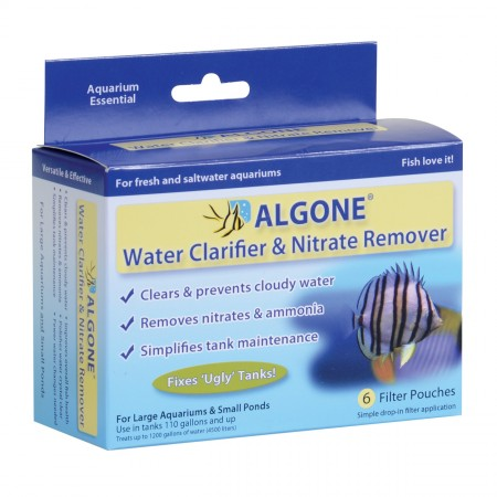 Algone Water Clarifer & Nitrate Remover