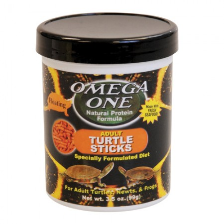 Omega One Adult Turtle Sticks