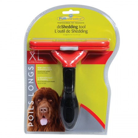 FURminator deShedding Tool for Dogs