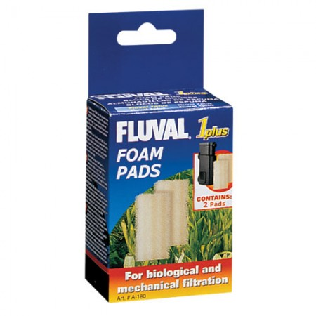 Fluval Plus Internal Filter Foam Inserts