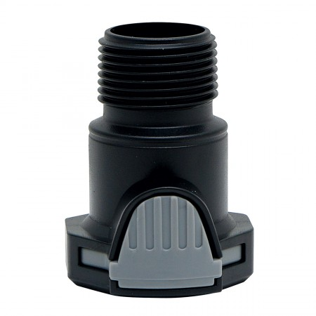 "Laguna 1"" Click-Fit Connector with .75"" Threaded Male Fitting"