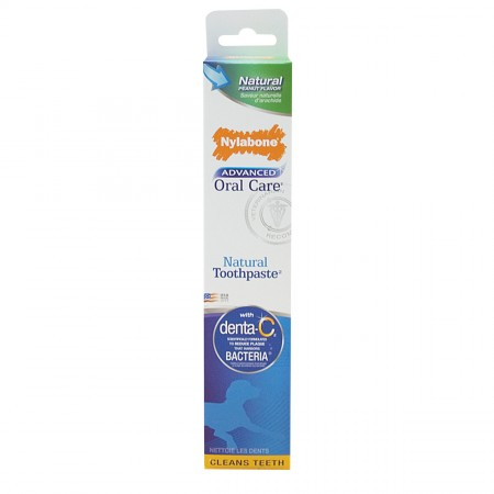 Nylabone Advanced Oral Care Natural Toothpaste - 2.5 oz