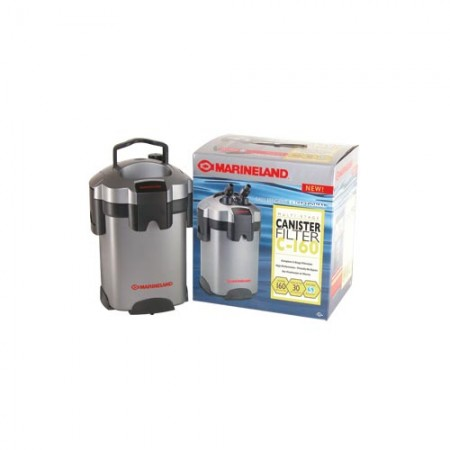 Marineland Multi-Stage Canister Filters