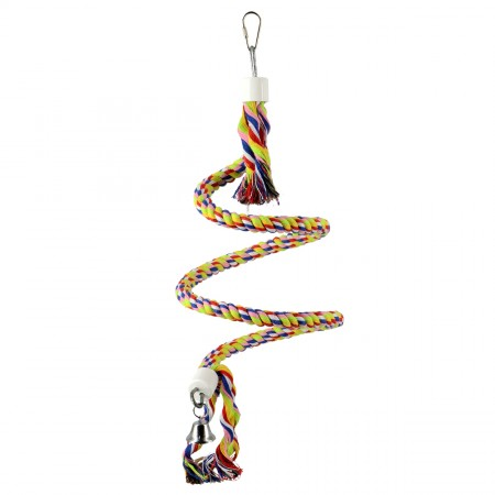 Animal Treasures Birdie Jingle Flex Ropes