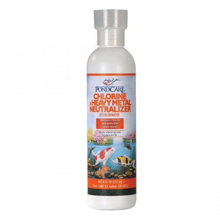 PondCare Chlorine and Heavy Metal Neutralizer