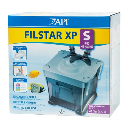 API Filstar XP Canister Filters