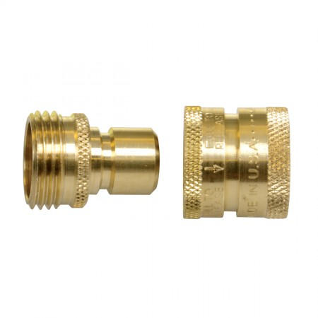 Python Brass Snap Connector