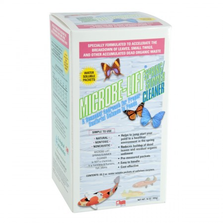 Microbe-Lift Spring & Summer Cleaner