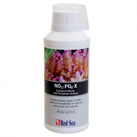 Red Sea NO3:PO4-X Biological Nitrate and Phosphate Reducers