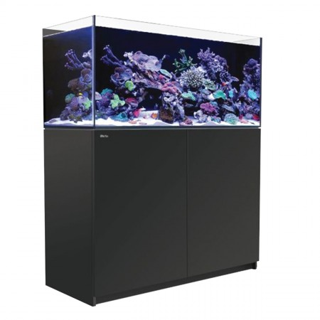 Red Sea REEFER Rimless Reef-Ready Aquarium System - 350 - Black