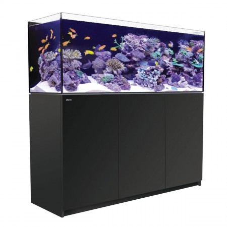 Red Sea REEFER Rimless Reef-Ready Aquarium System - 450 - Black