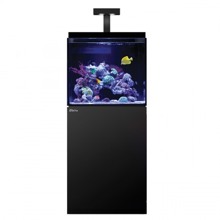 Red Sea MAX E-170 REEF-SPEC Aquarium System with Stand - Black - 37 gal