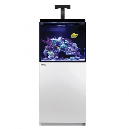 Red Sea MAX E-170 REEF-SPEC Aquarium System with Stand - White - 37 gal