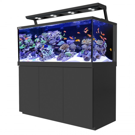 Red Sea MAX S-650 REEF-SPEC Aquarium System with Stand - Black - 175 gal