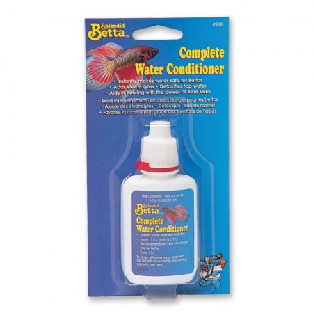 API Betta Complete Water Conditioner - 1.25 fl oz