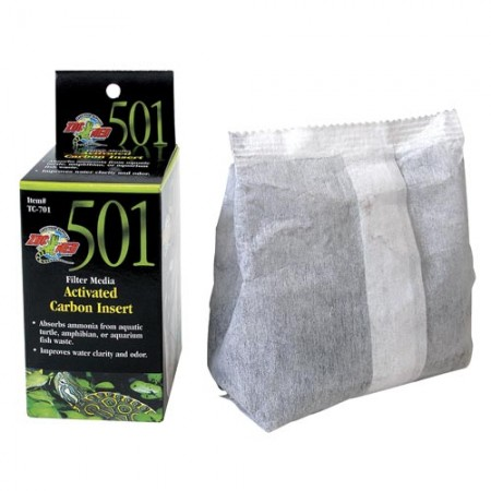 Zoo Med Activated Carbon Insert for 501 Filter