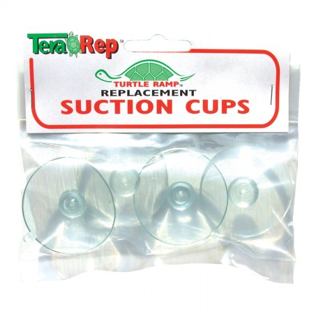 TeraRep Suction Cups for Turtle Ramp - 4 pk