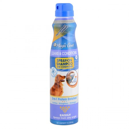 Four Paws Magic Coat Cleans & Conditions Continuous Spray-On Shampoo - 7 fl oz