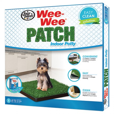 Four Paws Wee-Wee Patch Indoor Pottys