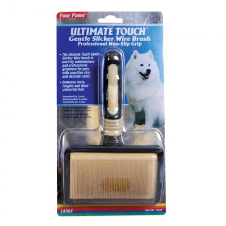 Four Paws Ultimate Touch Gentle Slicker Wire Brushes