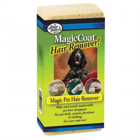 Four Paws Magic Coat Hair Remover!