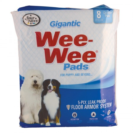 Four Paws Wee-Wee Gigantic Pads