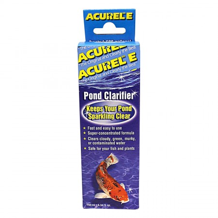 Acurel E Pond Clarifiers