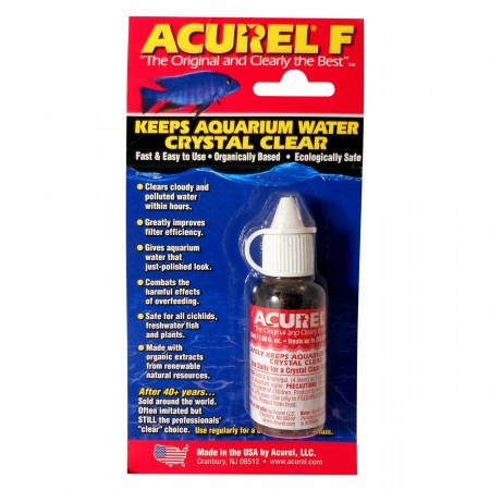 Acurel F Water Clarifiers