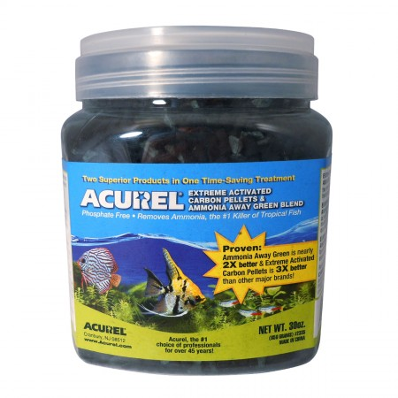 Acurel Extreme Carbon Ammonia Away Blends