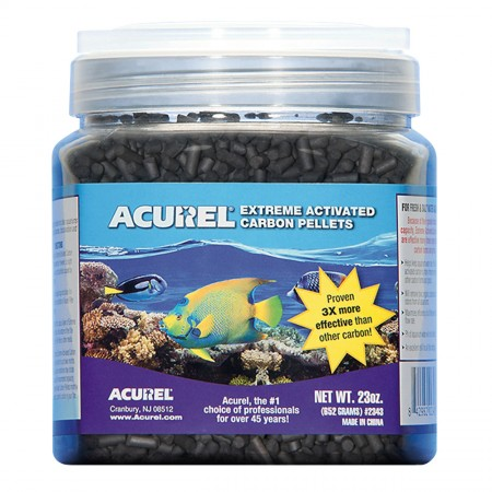 Acurel Extreme Activated Carbon Pellets