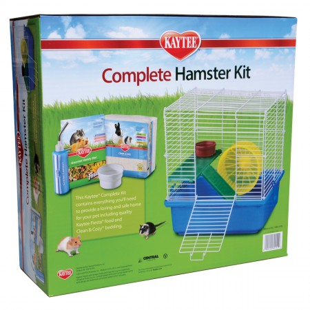 My First Home Complete Hamster Kit