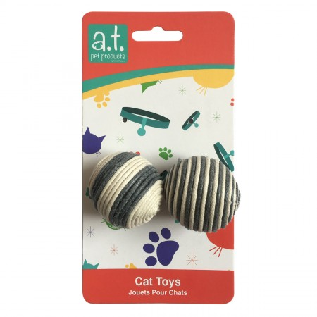 Animal Treasures Bound Rounds Ball - 2 pk