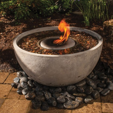 Aquascape Fire Fountains