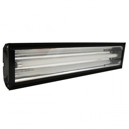 Seapora Single Lamp Fluorescent T5 High Efficiency Light Systems