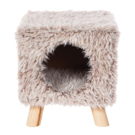 Prevue Hendryx Kitty Power Paws Cozy Cube