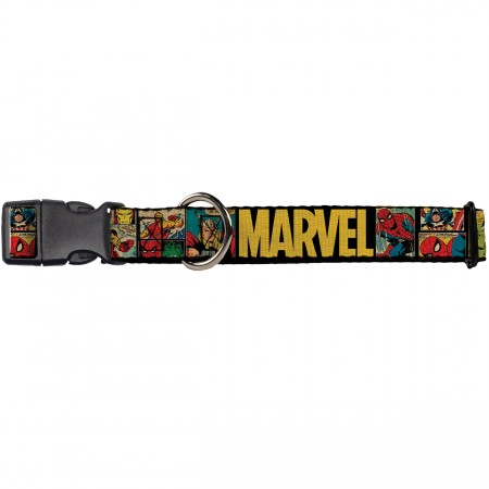 Buckle-Down Marvel Comics Collars