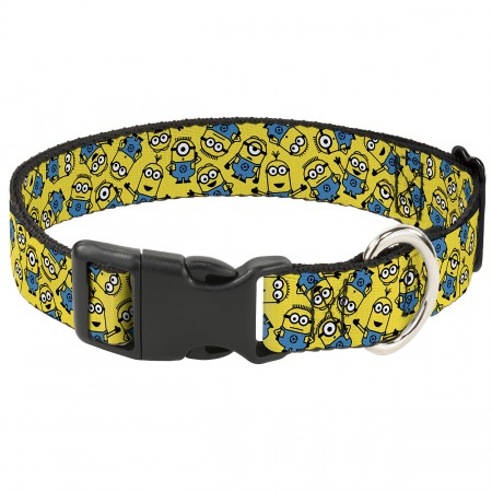 Buckle-Down Minions Collars