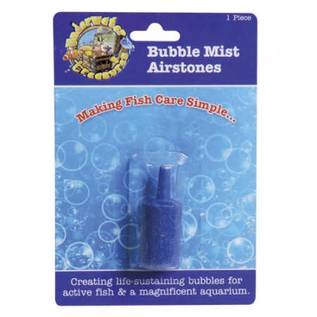 Underwater Treasures Bubble Mist Cylindrical Airstones