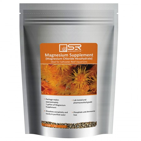 SR Aquaristik Magnesium Supplement (Magnesium Chloride Hexahydrate)