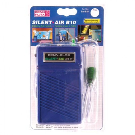 Penn Plax Silent Air Battery Operated Air Pumps