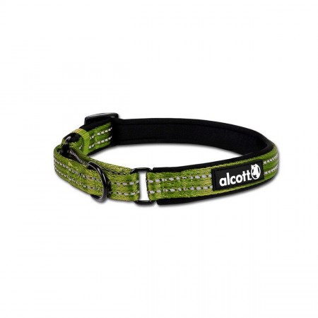 Alcott Adventure Martingale Collar - Green - Medium