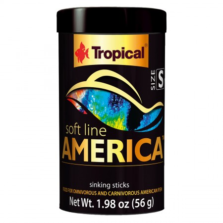 Tropical Soft Line America Sinking Granules