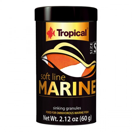 Tropical Soft Line Marine Sinking Chips